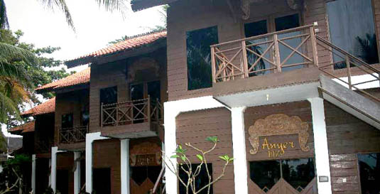 Anyer bungalow